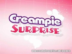 Kerry Louise - Creampie Surprise Thumb