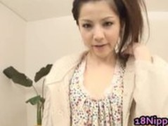 Cute Teen Asian Chick gets her Pussy part2 Thumb