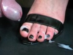 Footjob Shoejob Compilation Thumb