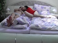 Amateur couple fucking in bed Thumb