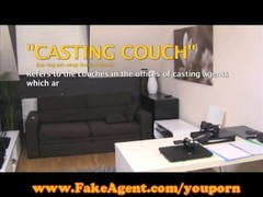 FakeAgent Amazingly hot amateur in Casting! Thumb