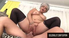 Grey Haired Granny Kelly Leigh Fucks Like Shes in Her Twenties Thumb