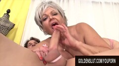 GoldenSlut - Older Ladies Show off Their Cock Sucking Skills Compilation 19 Thumb